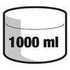 1000 ml