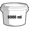 5000 ml